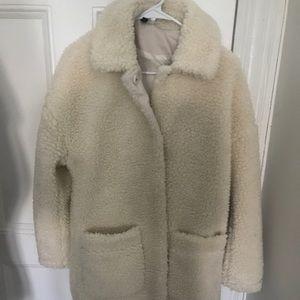 H&M Sherpa jacket